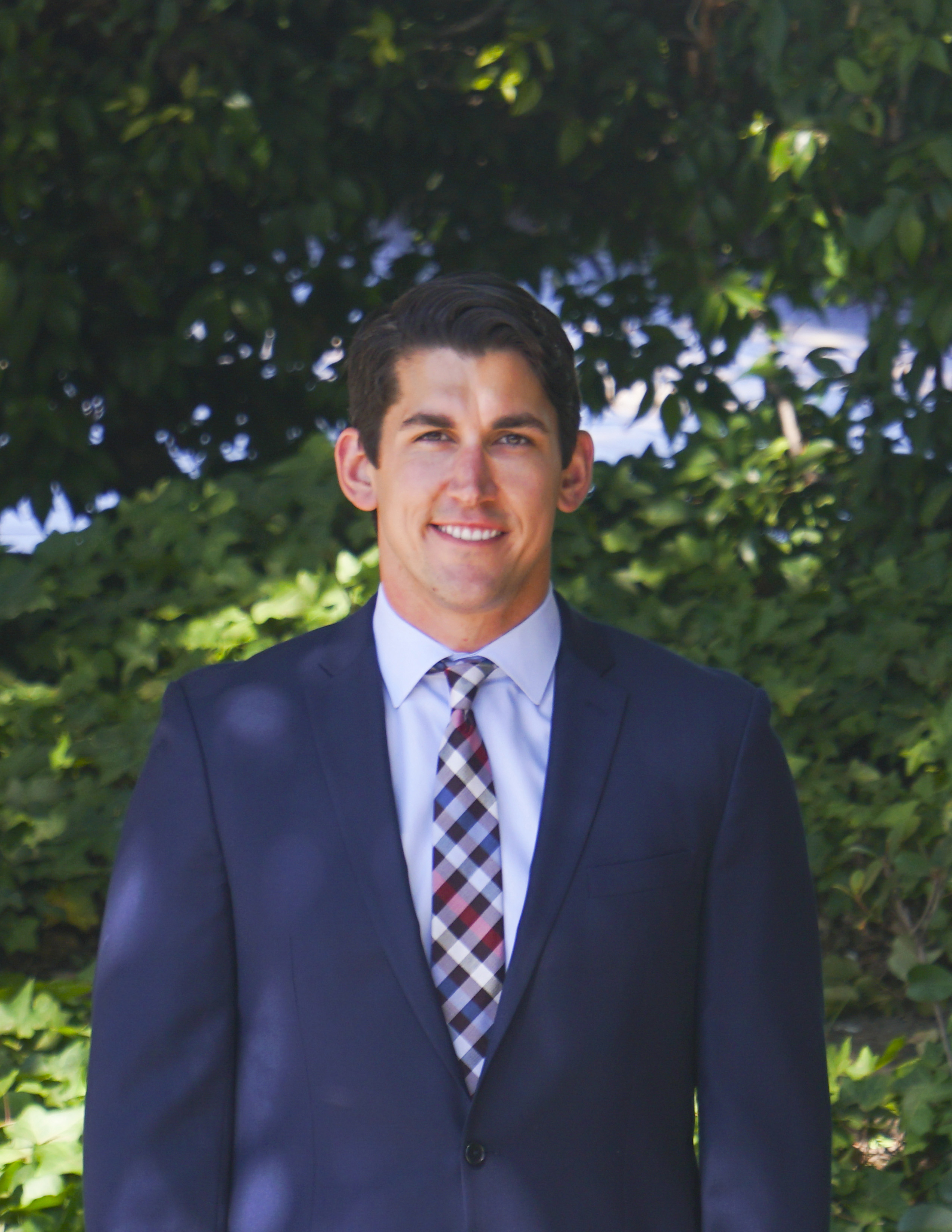 Dominic Rickert, Vice President of Property Management